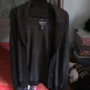 American rag mens sweater medium
